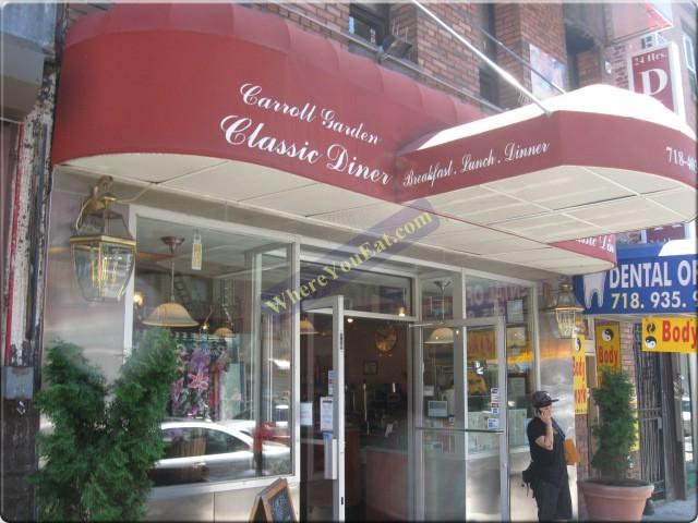 0001 BG - Carroll Gardens Classic Diner New York